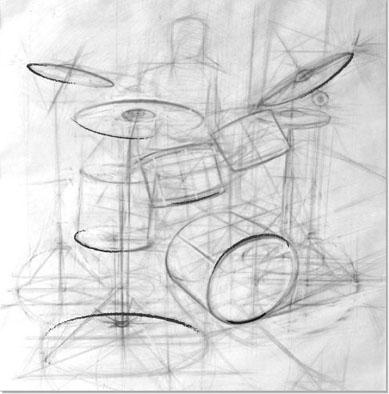 Herbie Wachter - Skizze