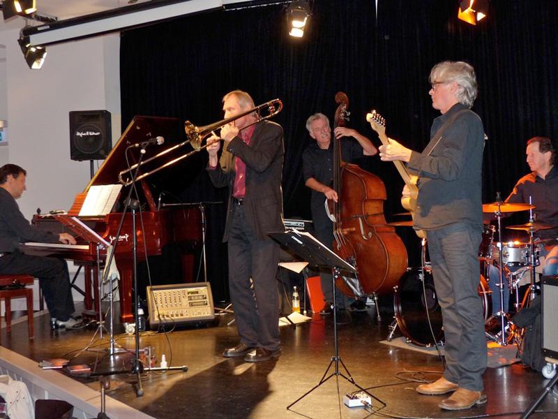 Uli Gutscher Quintett im Jazz Podium Ludwigsburg